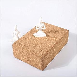 Yoga Block CS-YJZ Foam Brick, Block, Cork Yoga Brick, Solid Wood Yoga Brick, Brick (Color : -)