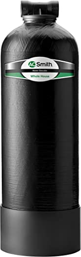AO Smith Whole House Salt Free Water Descaler - Water Softener Alternative - 6yr, 600,000 Gl - AO-WH-DSCLR