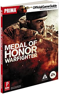 Prima Medal Of Honor Warfighter Guide[street Date 10-23-12]