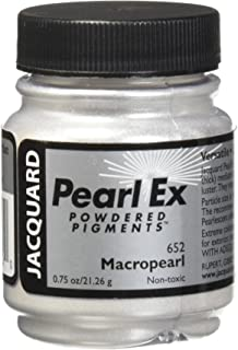Jacquard JAC-JPX1652 Pearl Ex Powdered Pigment, 0.75 oz, Macropearl
