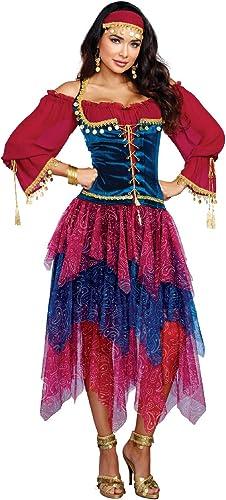 Precio por piso DreamGirl 10669Gypsy disfraz, tamaño grande grande grande  compras en linea
