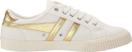Off-White/Gold
