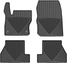 WeatherTech All-Weather Floor Mats for Focus/Focus ST - 1st & 2nd Row - W254-W272 (Black)