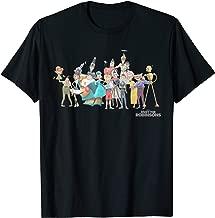 Disney Meet The Robinsons Family Portrait T-Shirt