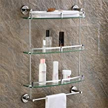 Yxsd Badkamer Plank Toilet Europese Stijl Hardware Hanger Handdoekenrek Muur Opknoping Badkamer Glazen Planken Badkamer Pl...