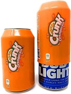 Beersy Crunk Silicone Sleeve Hide a Beer