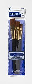 مجموعه قلم موی نایلونی FaArt 50559E ، 50559 قهوه ای (3 تکه)