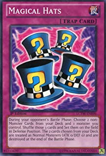 Yu-Gi-Oh! - Magical Hats (LCYW-EN096) - Legendary Collection 3: Yugi's World - 1st Edition - Common