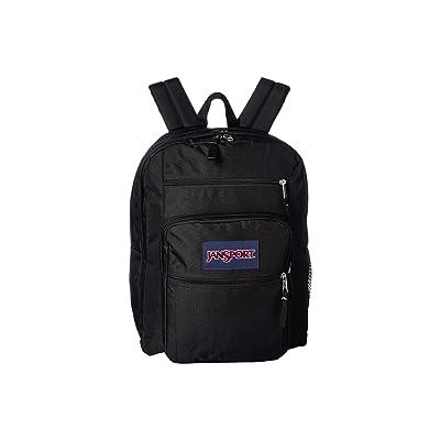 JanSport Big Student (Black) Backpack Bags