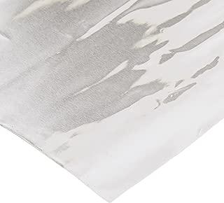 St Louis Crafts Aluminum Metal Foil Sheet Roll - 36 Gauge - 12 inches x 25 feet