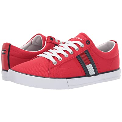 Tommy Hilfiger Pally (Red Multi) Men