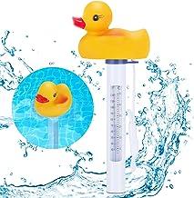 Happt Pool Thermometer Schwimmendes Thermometer Mit Schnur F/ür Schwimmb/äder Whirlpool Spa