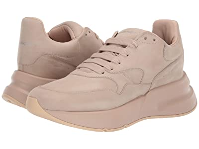 Alexander McQueen Oversized Runner (Light Peach) Men