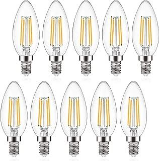 led candelabra bulbs 60w 3000k