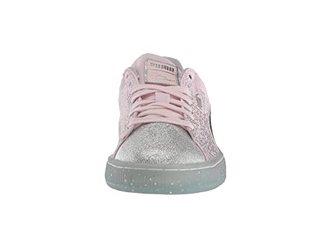 Outlet Latest PUMA PUMA x Sophia Webster Suede Glitter Princess Sneaker Orchid Hush/Puma Silver/Barely Pink Cheap Sale Wholesale Price Free Shipping Visa Payment Footlocker Finishline Online Cheap Price Store fMIDRM