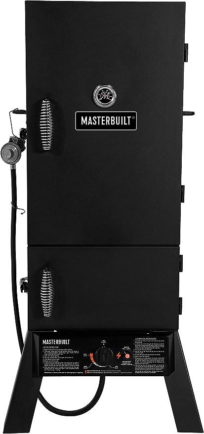 Masterbuilt MPS 230S Propane Smoker - Best Performance