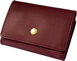 [トライオン] TRION カードケース 革小物 本革 Aシリーズ コインケース 極小財布 化粧箱付き 【KA802】