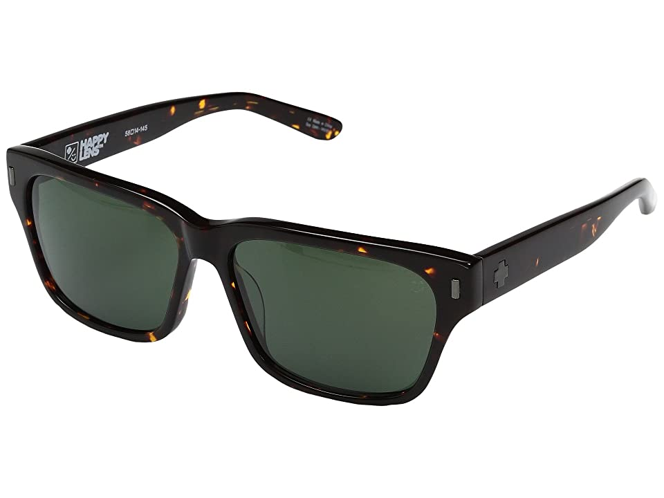 Spy Optic Tele (Dark Tort/Happy Gray Green) Sport Sunglasses