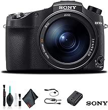 Sony Cyber-Shot DSC-RX10 IV Camera DSCRX10M4/B Starter Kit