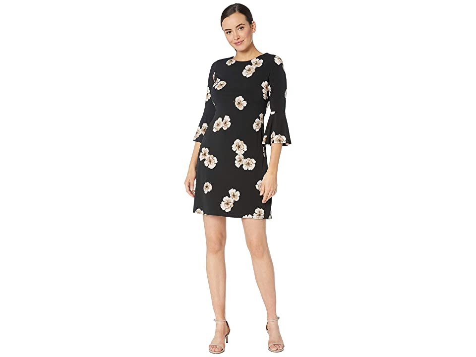 Tommy Hilfiger Desert Breeze Dress (Black Multi) Women