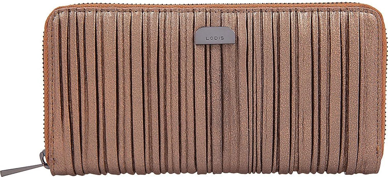 Lodis Pleasantly Pleated RFID Joya Wallet