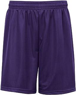 Badger 7239 Mini Mesh 9'' Inseam Shorts