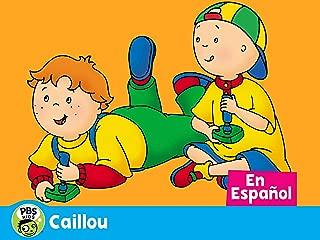 Caillou en Espanol: Volume 1
