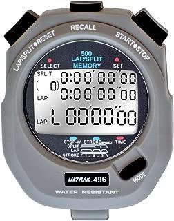 ultrak 496 stopwatch