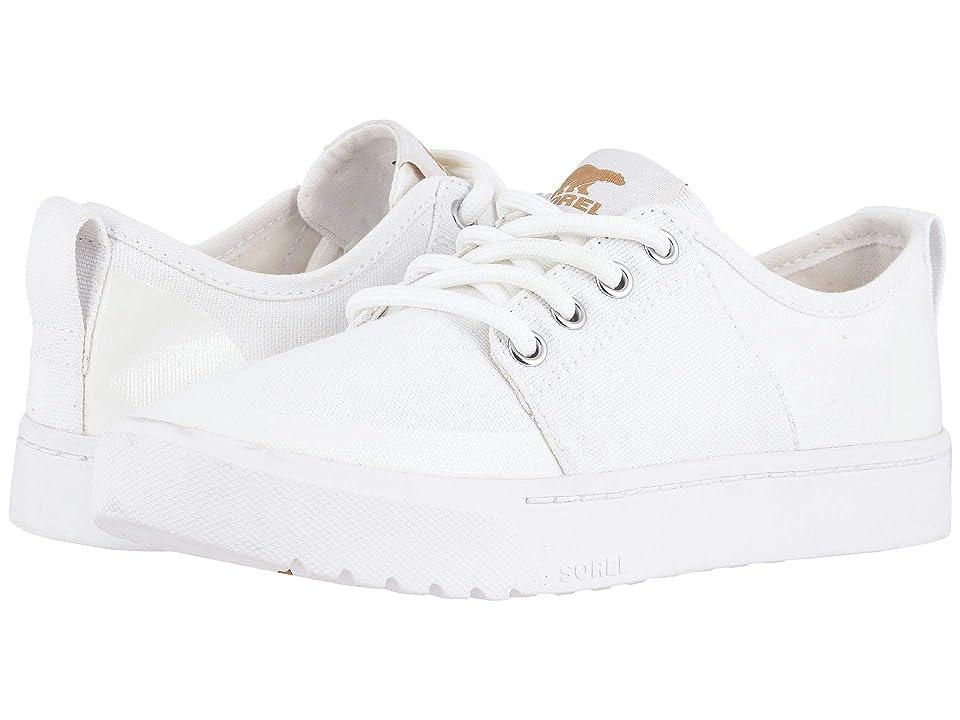 SOREL Campsneak Lace (White) Women