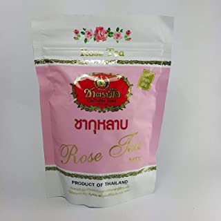 rose tea cha tra mue