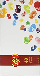 Jelly Belly Jelly Beans GiftBox, 40 Flavors, 17-oz