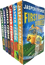 Jasper Fforde - Thursday Next Series 6 books: The Eyre Affair / Lost In a Good Book / Well Of Lost Plots / Something Rotte...