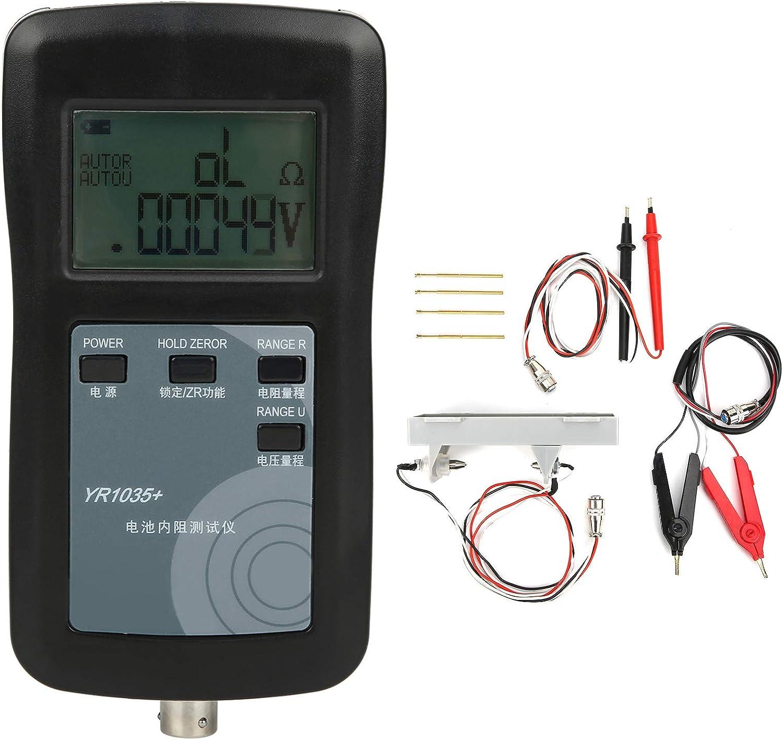 Kuuleyn Limited time trial price YR1035 Battery Tester Internal Resistan Lithium favorite
