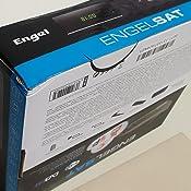 Engel RS8100Y - Receptor TV satélite HD PVR con WiFi, Negro