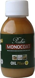 Rubio Monocoat Oil Plus Part A, Pure, 100 ML