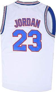 Kids Boys #23 Basketball Jerseys Gear Youth Sports Training Tank Vest Shirt Kit