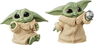 "Star Wars The Bounty Collection The Child Collectible Toys 2.2-Inch The Mandalorian ""Baby Yoda"" Don't Leave, Ball Toy Figu..."