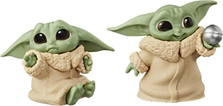 """STAR WARS The Bounty Collection The Child Collectible Toys 2.2-Inch The Mandalorian """"Baby Yoda"""" Don't Leave, Ball Toy Figu..."""