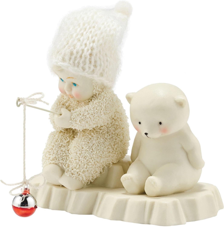 Department Cash special price 56 Snowbabies Classics Bait Figurine 3.54