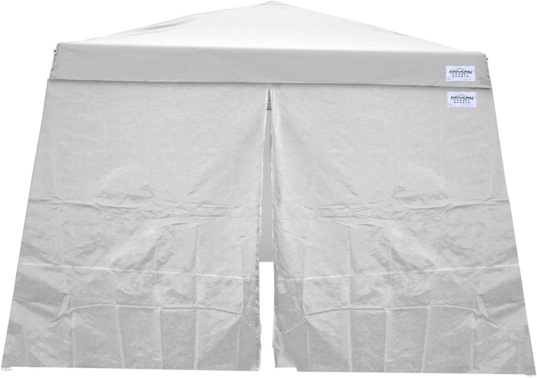 Caravan Canopy 11207812014 Set for 81 Leg Finally popular brand sq.ft. Slant V-Series Large-scale sale