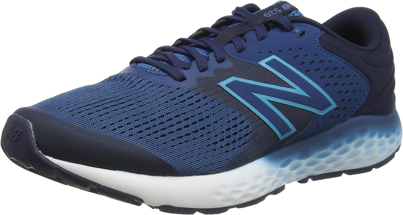   New Balance Men's 520 V7 Running Shoe   Road Running