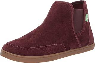 Sanuk Women's Pair O Dice Mid Suede Shoe