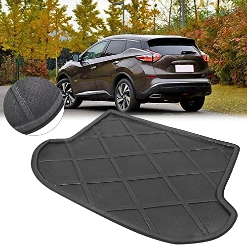 popular Mallofusa Cargo Liner Rear Cargo Tray Trunk Floor Mat Compatible sale for Murano 2015 2016 outlet online sale Black sale