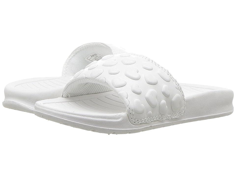Image of AKID Brand Aston (Infant/Toddler/Little Kid/Big Kid) (White) Girls Shoes