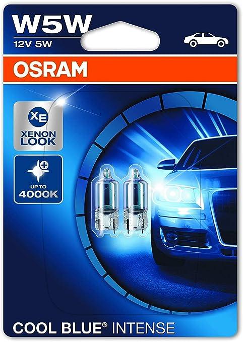 2x Skoda Fabia 6Y5 Genuine Osram Original Avant Indicateur Ampoules Paire