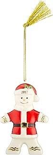 Lenox 2017 Ginger Claus Ornament
