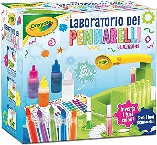 CRAYOLA - Laboratorio de rotuladores multicolor, 25-5960.