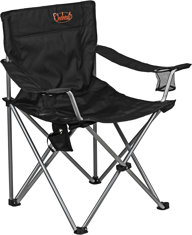 Chaheati 5V USB Heated Chair, Black