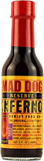 Mad Dog Reserve Ghost Pepper Inferno Hot Sauce, 5oz