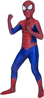 Kids Spandex Superhero Onesie Full Bodysuit Cosplay Lycra Suit Zentai